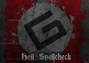 Heil Spellcheck