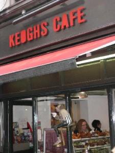Keogh's Trinity Street Exterior