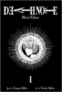 Death Note the Black edition, Vol. 1
